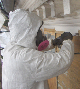 Osha And Epa Certified Lead Paint Removal Abatement In Nyc